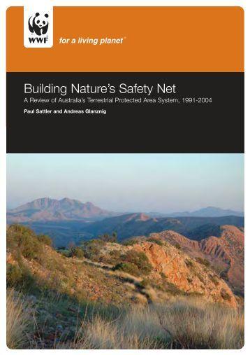 Building Nature's Safety Net - wwf - Australia