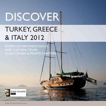 Download brochure as pdf - Peter Sommer Travels