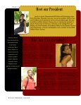 BHC August 2011 Newsletter - Honors College - University of ... - Page 2