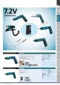 Akumuliatoriniai įrankiai - Page 7