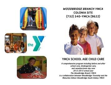 Colonia - YMCA of Metuchen, Edison, Woodbridge and South Amboy