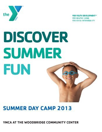2013 Summer Camp Brochure