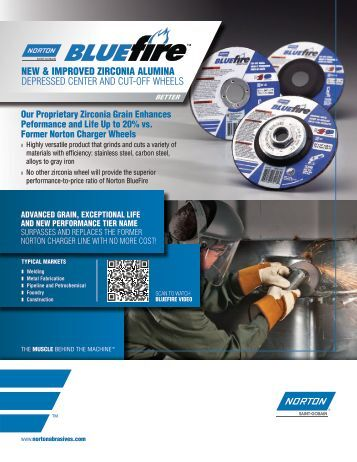 Wheels - Depressed Center and Cut-off - BlueFire ... - Norton