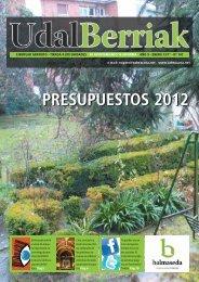 Udalberriak 147 Castellano.pdf - Ayuntamiento de Balmaseda