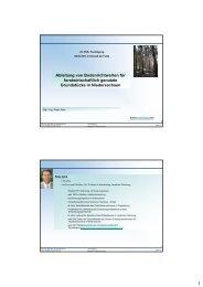 Ableitung von Bodenrichtwerten für forstwirtschaftlich genutzte ... - SVK