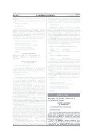 DECRETO SUPREMO Nº 006-2012-AG - Portal del Estado Peruano