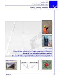 Bauwerks - Ingenieurbüro Dipl.-Ing. Hans Wolf & Partner GmbH