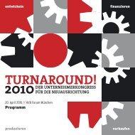 TURNAROUND!2010 - perspektiv GmbH