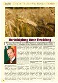 Gutes vom Bauernhof Der Grüne Daumen - Tiebelkurier - Seite 6