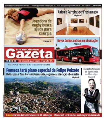 Nilson Ricardo contato@gazetanit.com.br - Gazeta Niteroiense