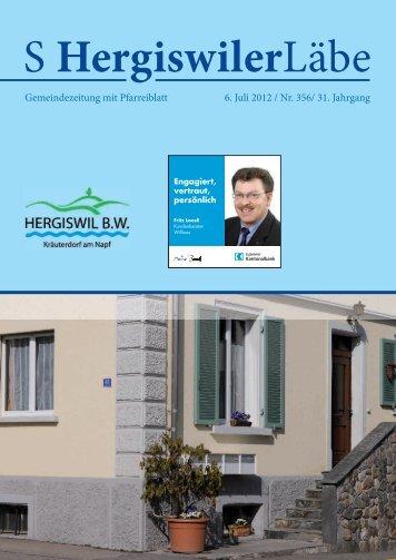 Juli 2012 - Peter Helfenstein - www.peterhelfenstein.ch