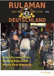 Newsletter 02 / 2006 - Rulaman Deutschland e.V.