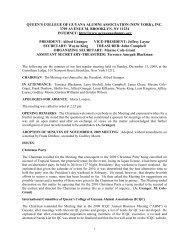 QUEEN'S COLLEGE OF GUYANA ALUMNI ASSOCIATION (NEW ...