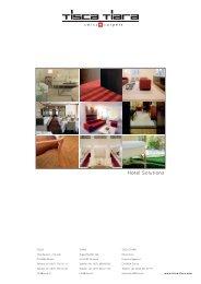 Hotel Solutions - Tisca Tiara