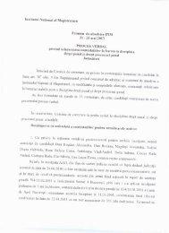 DP+DPP jud. (25.05.13).pdf - Institutul Naţional al Magistraturii
