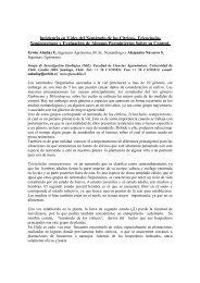 Incidencia en Vides del Nemátodo de los Cítricos, Tylenchulus ...