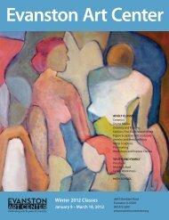 Winter 2012 Classes - Evanston Art Center