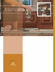 Merillat Masterpiece® - Excel Homes