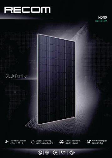 Black Panther - Stanilux