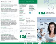 Download Business Banking Services Brochure PDF - The Peoples ...