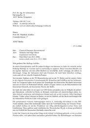 The experimnet of Etvös - Michael Schmiechen, Berlin: Homepage ...