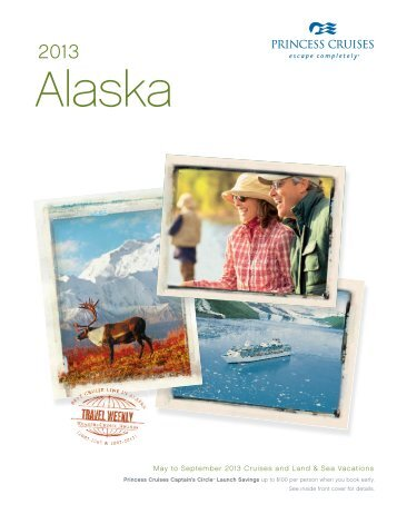 Alaska Overview - OneSource - Princess Cruises