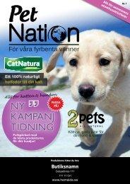 Maj/Juni - Om PetNation
