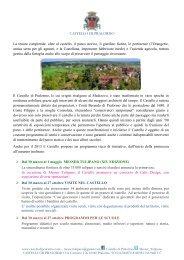 CASTELLO DI PRALORMO - Grandi Giardini Italiani