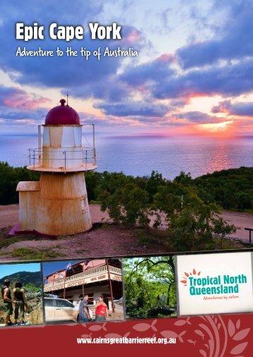 Epic Cape York - Queensland Holidays