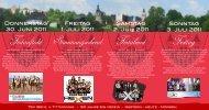 Donnerstag 30. Juni 2011 Freitag 1. Juli 2011 Samstag ... - Tittmoning