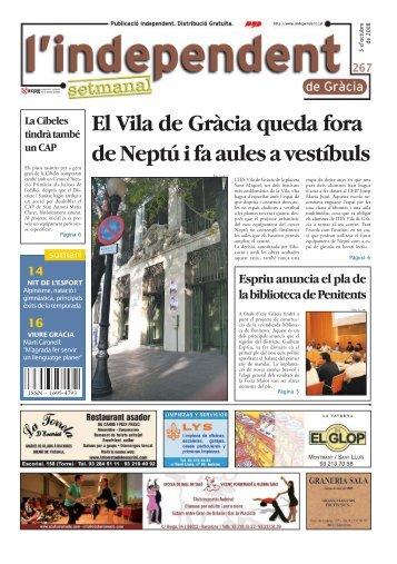 indepe gracia 267.pmd - L'independent de Gràcia