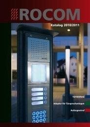 Rocom Katalog 2010/2011 - Tiptel