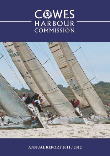 CHC Annual report 2012.pdf - Cowes Harbour Commission