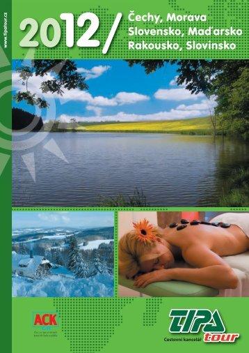 Tipatour katalog 2012