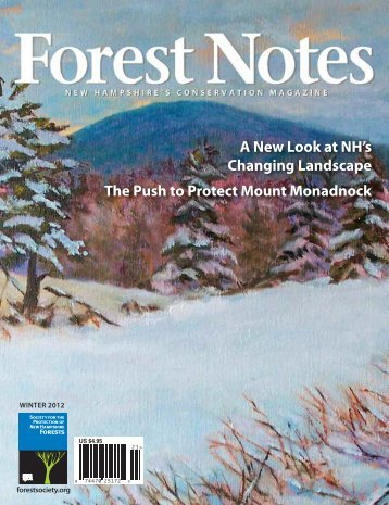 Winter 2012 issue - Society for the Protection of New Hampshire ...
