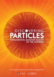 2012 version - Elementary Particle Physics Group - University of ...