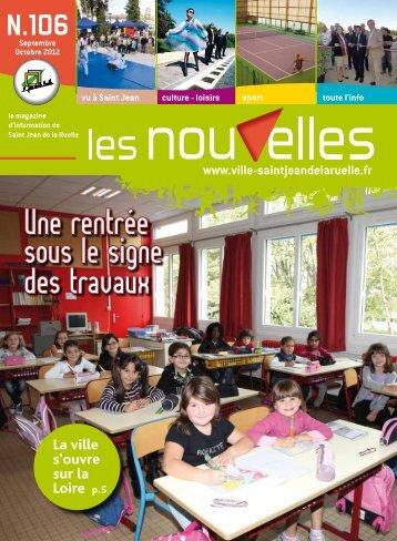 N.106 - Saint Jean de la Ruelle
