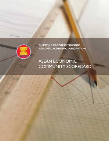 ASEAN ECONOMIC COMMuNITY SCORECARD