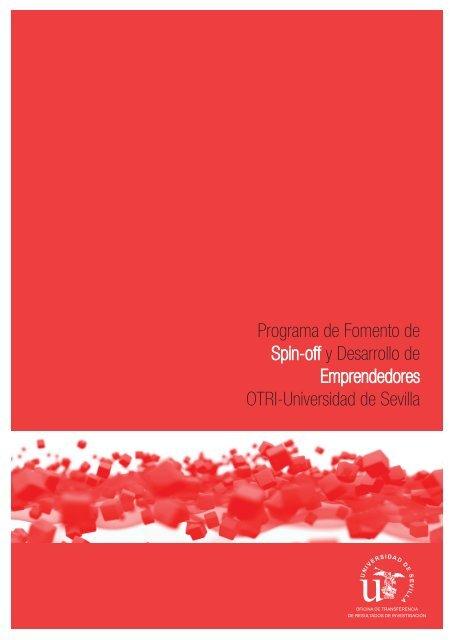 Programa de Fomento de Spin-off y Desarrollo de Emprendedores ...