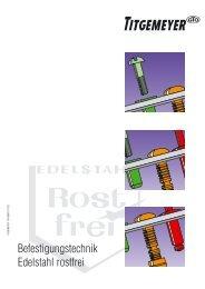 POLYSTIC-Schweißbolzen - Titgemeyer