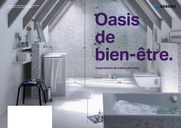 Inspirations de salles de bains