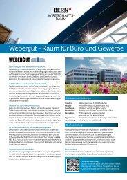 Webergut, Zollikofen, deutsch - Wirtschaftsraum Bern