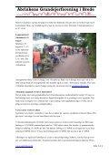 Nyhedsbrev, juni 2012 - Åbrinkens Grundejerforening i Brede - Page 3