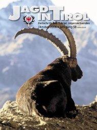 Oktober 2006 - Tiroler Jägerverband