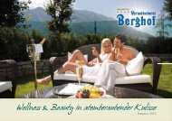 Download Sommerprospekt 2012 - Hotel Berghof