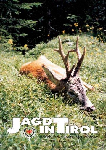 Büchertips - Neues Video - Tiroler Jägerverband