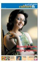 Hasmik Papian reigns supreme - Armenian Reporter