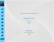 Flori pentru Zoltan (2012) - Equivalences.org