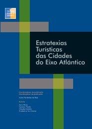 Estratexias Turísticas das Cidades do Eixo Atlántico - Eixo Atlantico