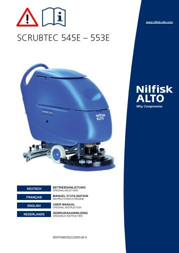 SCRUBTEC 545E – 553E - Wapalto-heine.de
